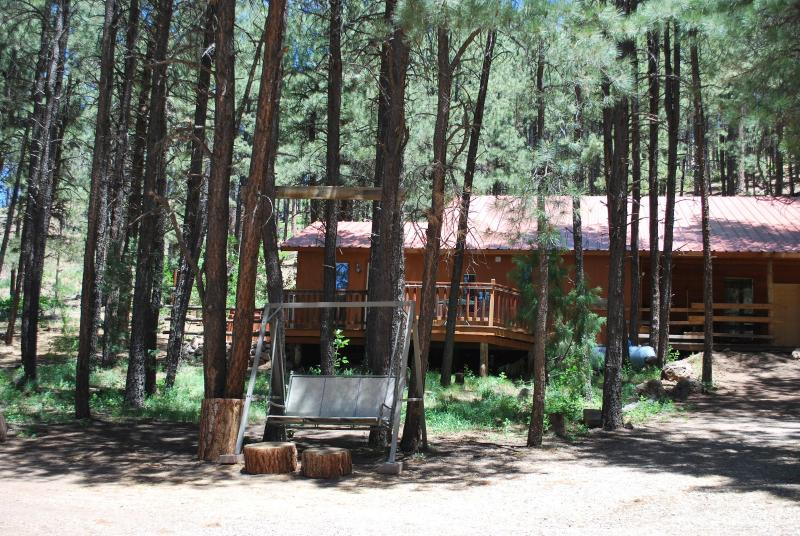 Tall Pines Cabin at Elk Mountain Lodge - Tall Pines Cabin at the Elk Mountain Lodge, LLC - Jemez Springs - rentals
