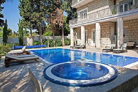 Villa Split with Sea View - Historical, Private, Luxurious Amenities - Image 1 - Split - rentals
