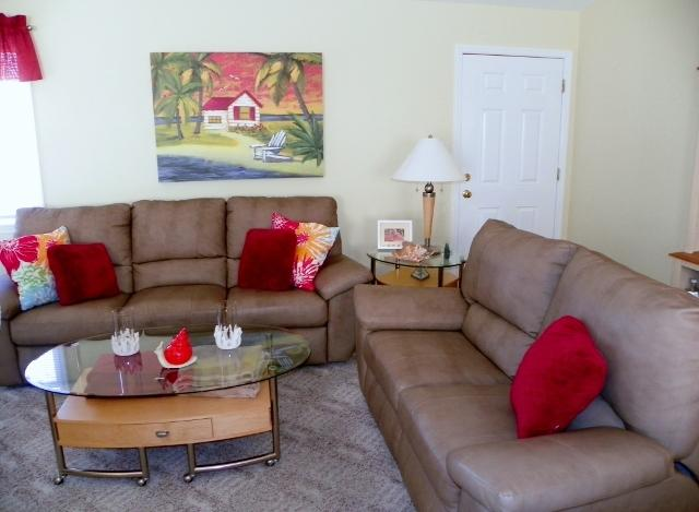 Lounge in the comfortable Living Room - 5635 West Avenue 109201 - Ocean City - rentals