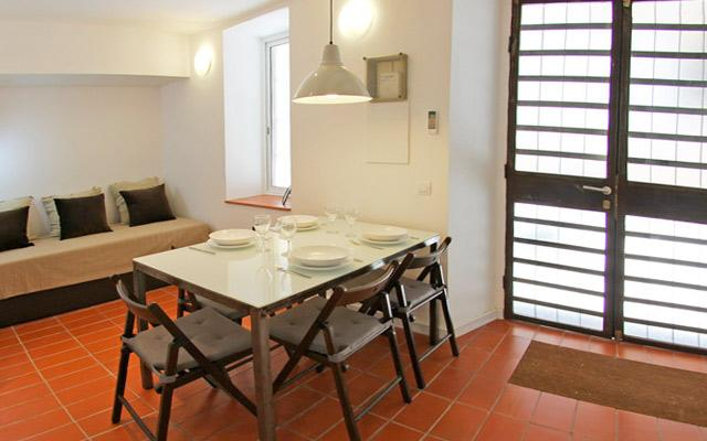 Living area - LOFT CLAIRE 1, Beach area- MONTHLY RENTALS ONLY - Barcelona - rentals