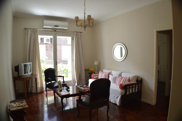 Beautiful Apartment in Downtown 3PAX - Image 1 - Buenos Aires - rentals