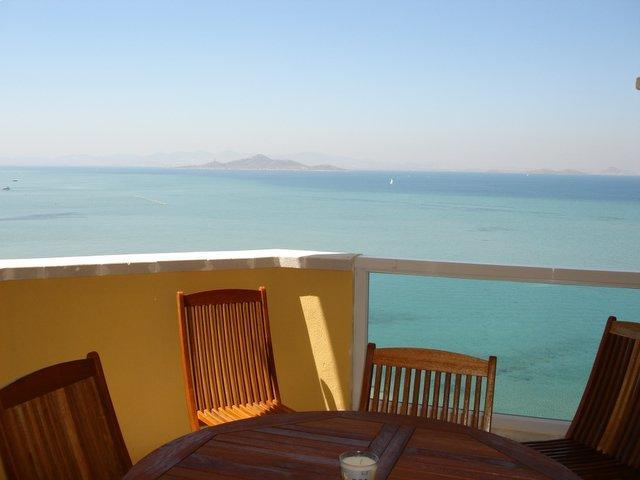 Beautiful sea views - fronline to both beaches! - Image 1 - La Manga del Mar Menor - rentals
