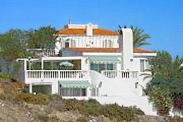 Villa Main Photo - Villa  - Sea Views Private Pool & Bar - 6 Bedrooms - Tarajalejo - rentals