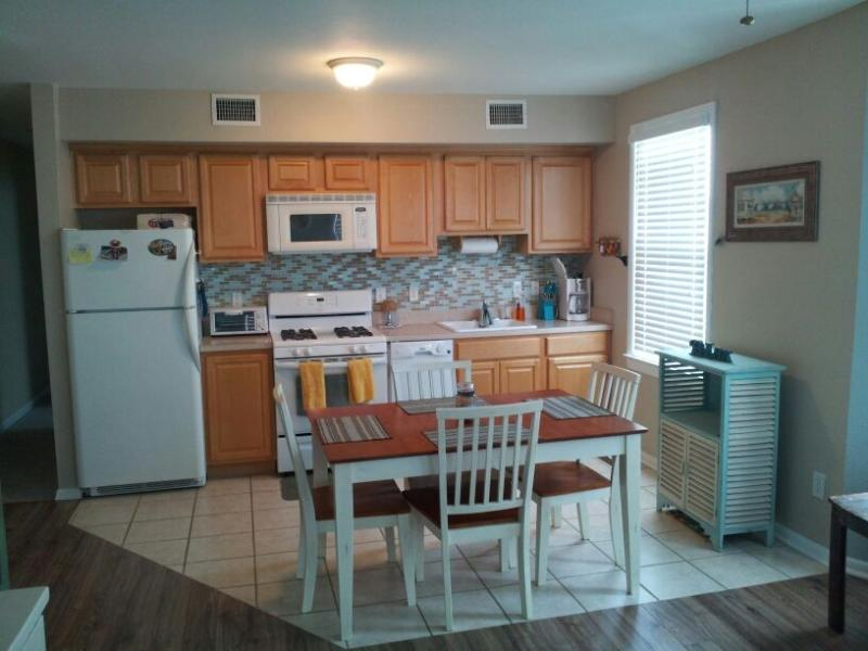 Dining Area and Kitchen - 222 E Baker 114666 - Wildwood - rentals