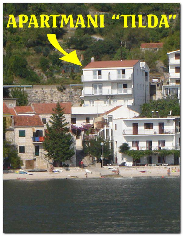 the house  - Comfort apartment, 50m far from the sea - Brist - rentals