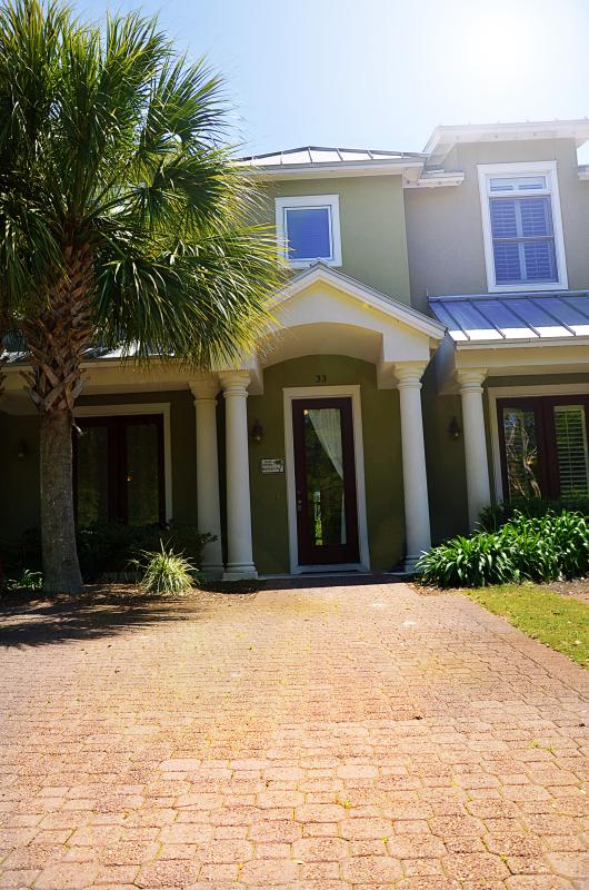 Welcome to Almost Eden! - Gulf Place Courtyard Townhouse along 30-A, Santa Rosa Beach, FL - Santa Rosa Beach - rentals