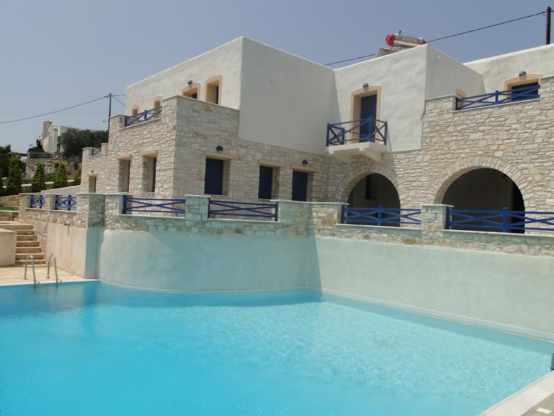 Private New Villa - Image 1 - Paros - rentals