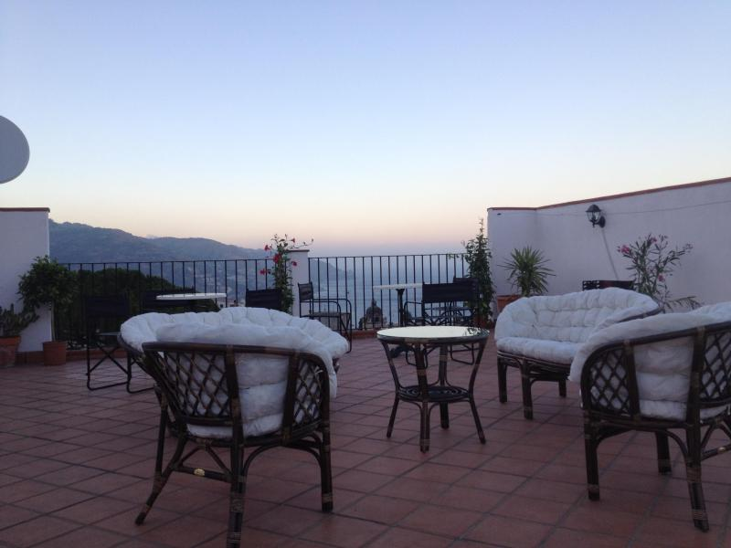 terrace - Apartment City Center Taormina - Taormina - rentals