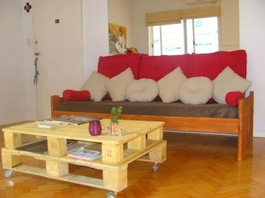 Colourful Apartment in Recoleta 4PAX - Image 1 - Buenos Aires - rentals