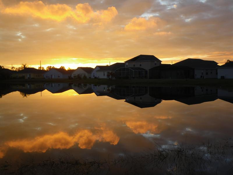 Sunset - Ladysvilla (our home in the sun) - Kissimmee - rentals