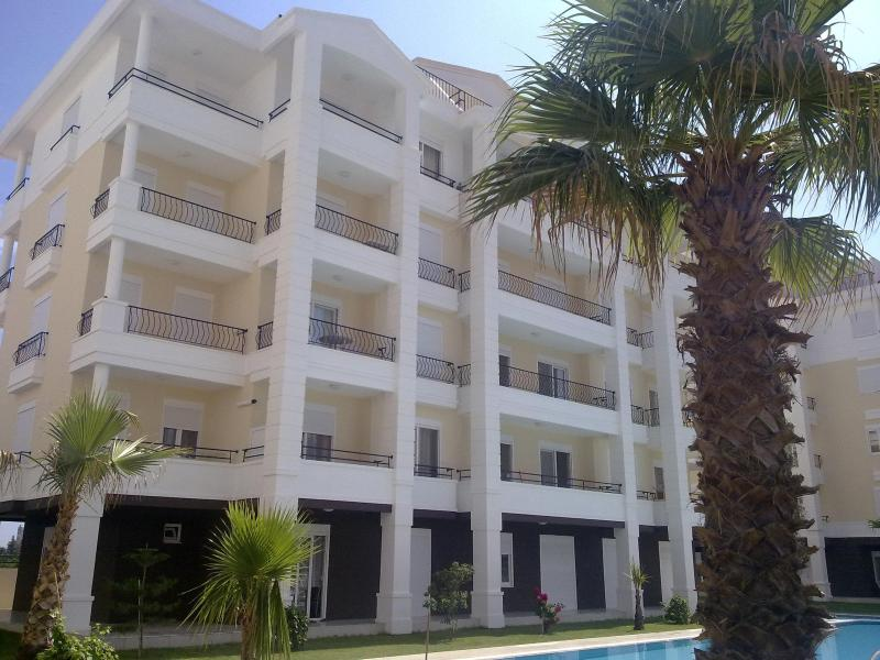 Swimming pool is 25 m x 6 m - Near to Silent Hills and the Blue Flagged Beach (1,5 km) - Antalya - rentals