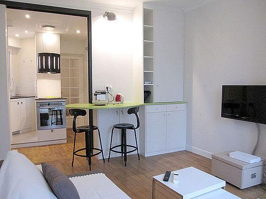 Sejour - 1 bedroom Apartment - Floor area 35 m2 - Paris 13° #21314046 - Paris - rentals