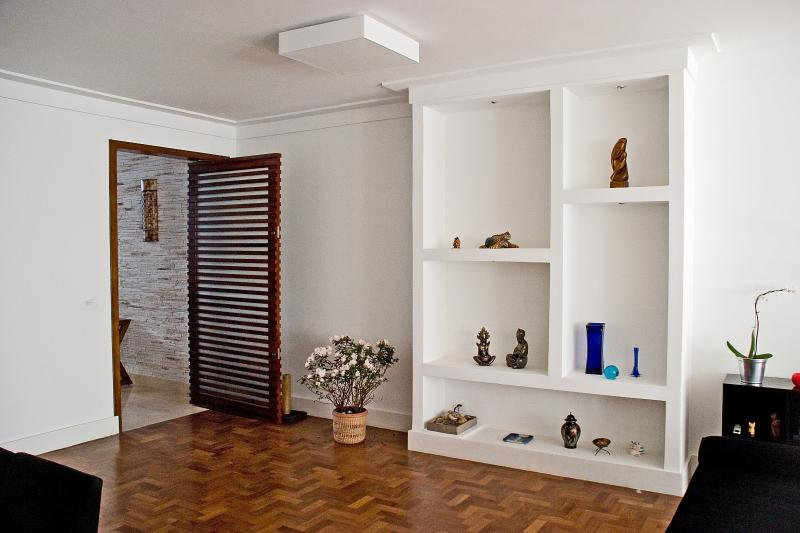Main Entrance - Condo apartment for 2014 Soccer World Cup - Sao Paulo - rentals