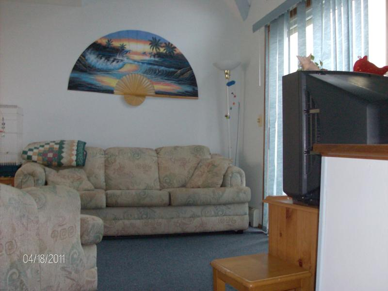 Livingroom - Seaside Getaway - Seaside Heights - rentals