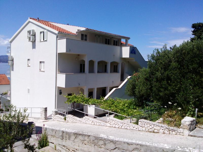 exterior - Anic Apartments Croatia - apartment 01 - Omis - rentals