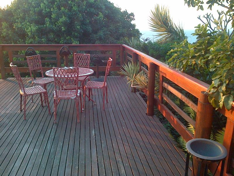 The sun-deck - Guesthouse/BnB - Scottburgh - rentals