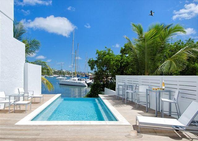 Sea Star at Coral Beach Club offering 1 Bedroom/ 1.5 Bathroom - Image 1 - Saint Martin-Sint Maarten - rentals