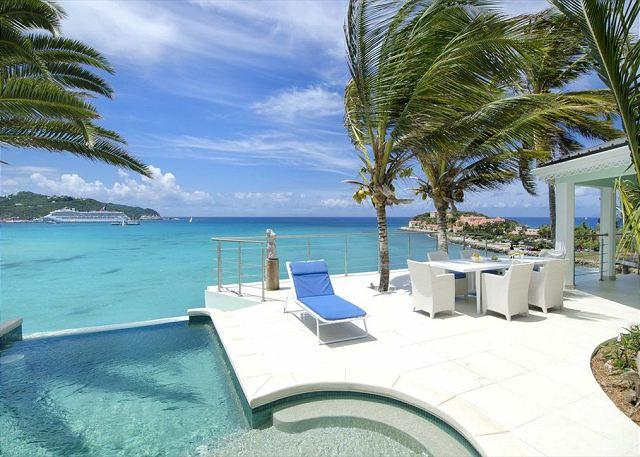 El Sueno - The Dream Villa overlooking Great Bay - Image 1 - Saint Martin-Sint Maarten - rentals