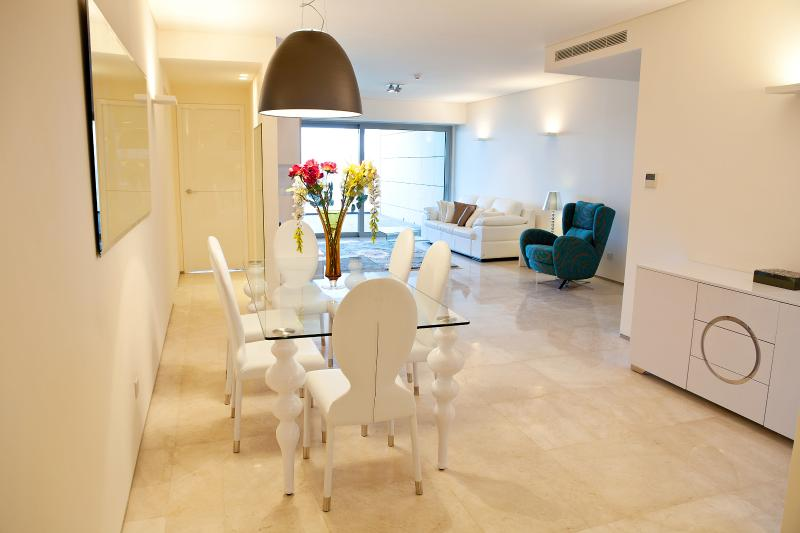 Deluxe beachfront Apartment in Olympic Residence - Image 1 - Limassol - rentals