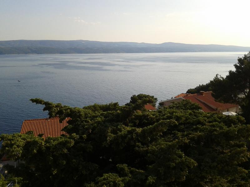view from balcony - Anic Apartments, Croatia apartment - 21 - Omis - rentals