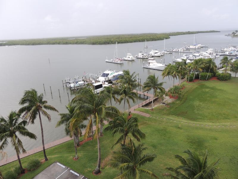 View From Your Private Lanai - Condo on the Beach/Gated Community/ Tennis courts/ Heated Pool - Fort Myers Beach - rentals