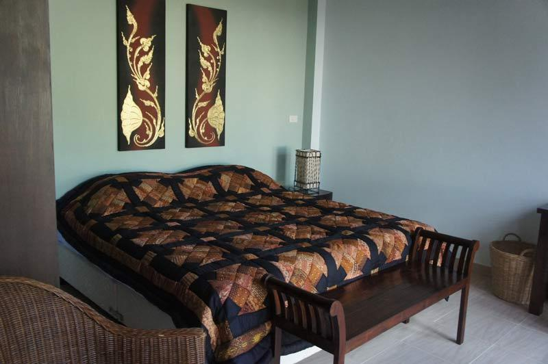 Family house with 2 BR for rent Ban Phe Rayong - Image 1 - Rayong - rentals