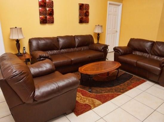 Living Area - AV4P532VD 4 Bedroom Pool Home in Aviana Resort with Exciting Games Room - Davenport - rentals