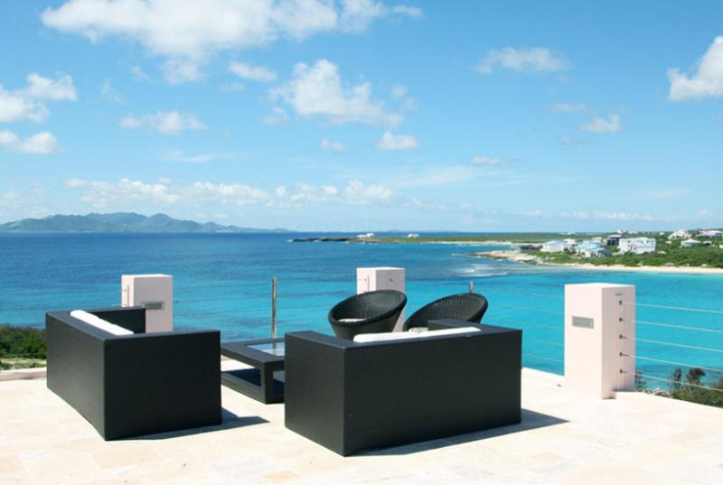 Anguilla Villa 2 Features Simple Luxury, Breathtaking Views And Multiple Relaxation & Entertainment Areas. - Image 1 - Long Bay Village - rentals