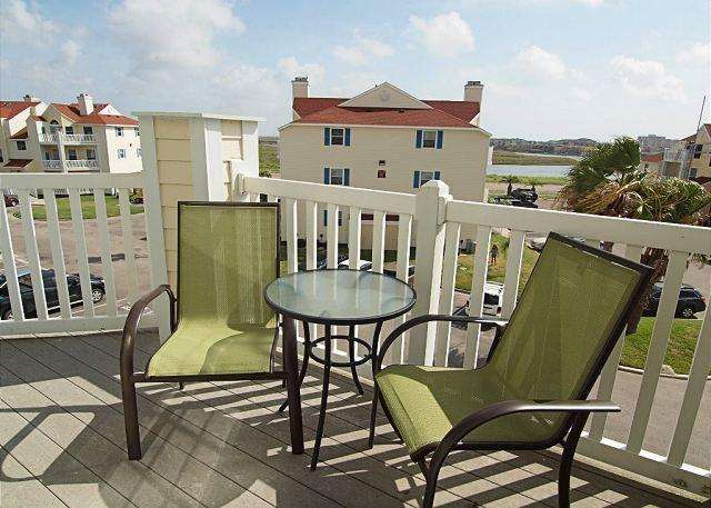 Balcony with a view - Beach Getaway - Corpus Christi - rentals