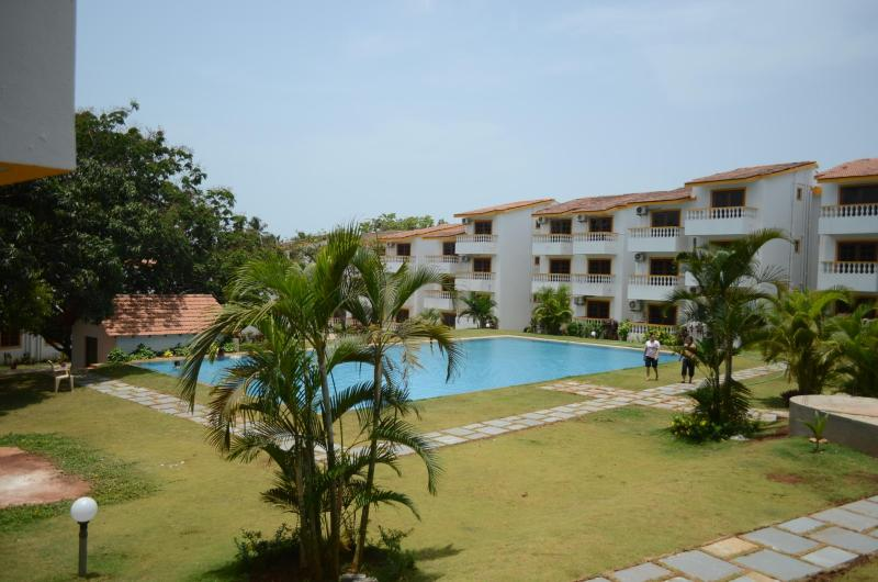 Greenwood Meadows Holiday Home Overview 1 - Beautiful Tranquil Apartment - in Candolim, Goa! - Candolim - rentals