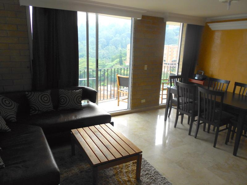 Your home in Medellin. - Medellin Apartment with City Views, Pool and Private Car Service - Medellin - rentals