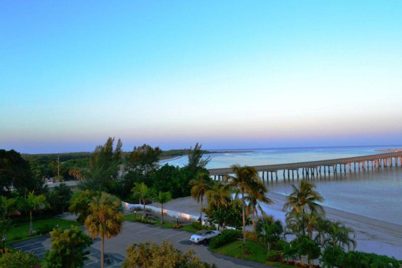 View from balcony - Lovers Key Beach Club Fort Myers Beach FL - Fort Myers Beach - rentals