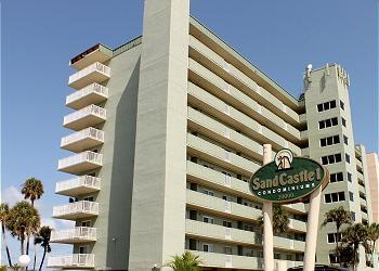 Sand Castle I - Tampa/Clearwater Florida gulf beach condo - Indian Shores - rentals