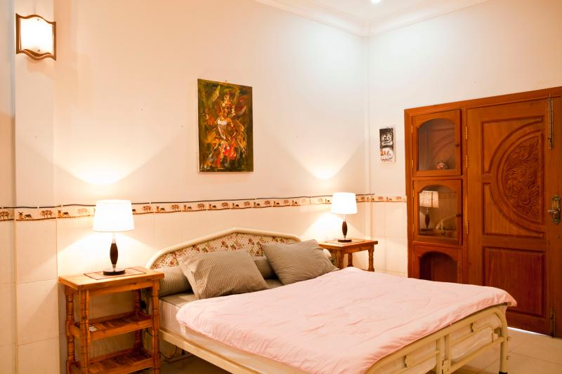 Sleeping Area - Beautiful Studio in Great Area - Phnom Penh - rentals