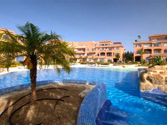 Resort Style Holiday LIving - Limnaria Gardens Penthouse 1 Bed Apartment - Paphos - rentals