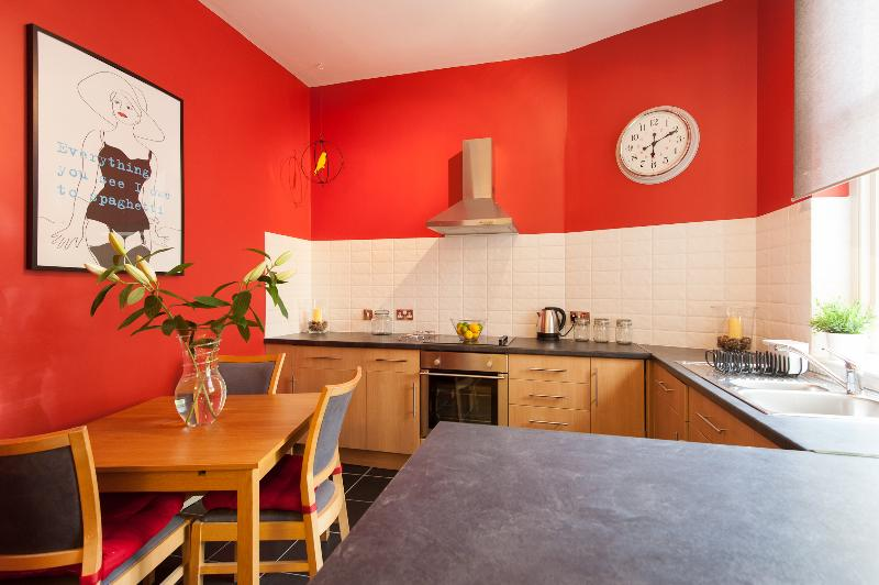 Castle Wynd South Apartment - Image 1 - Edinburgh - rentals