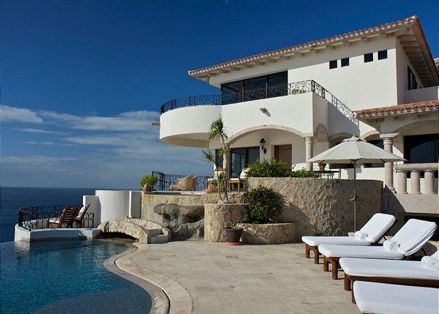 Villa La Roca offers the perfect blend of privacy, luxury and ultimate beauty - Image 1 - Cabo San Lucas - rentals