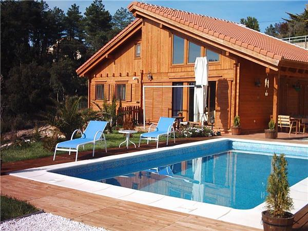 Holiday house for 7 persons, with swimming pool , in Lloret de Mar - Image 1 - Lloret de Mar - rentals