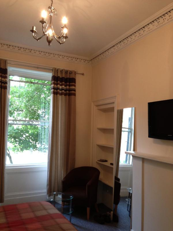 Back room  - Large grange apartment - Edinburgh - rentals