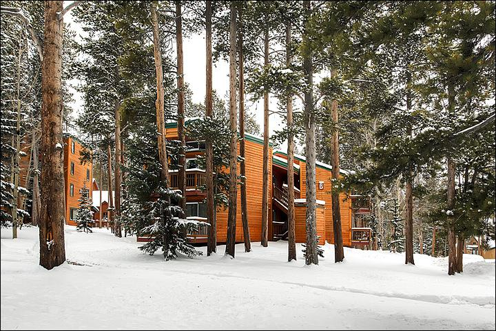 Tucked Among the Pines - Renovated Corner-Unit Condo - In-Floor Radiant Heate (5560) - Breckenridge - rentals