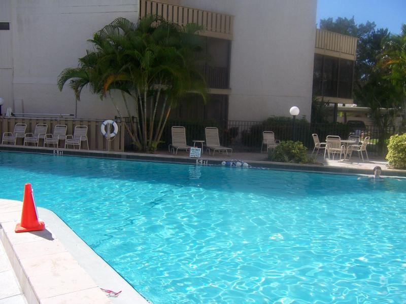 Faboulus pool, totally redone and is heated year around - Faboulous Townhouse on Siesta Key Florida - Siesta Key - rentals