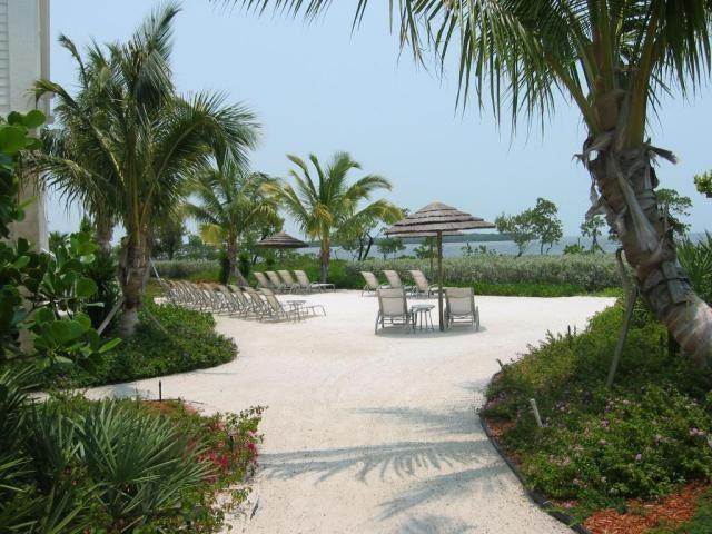 One of many Beach and Pool Areas - Florida Key Largo Luxury w a  View and Marina - Key Largo - rentals