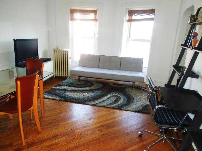 Amazingly Gorgeous Jr. Apt-only 12 min to Manhattan - Image 1 - Brooklyn - rentals