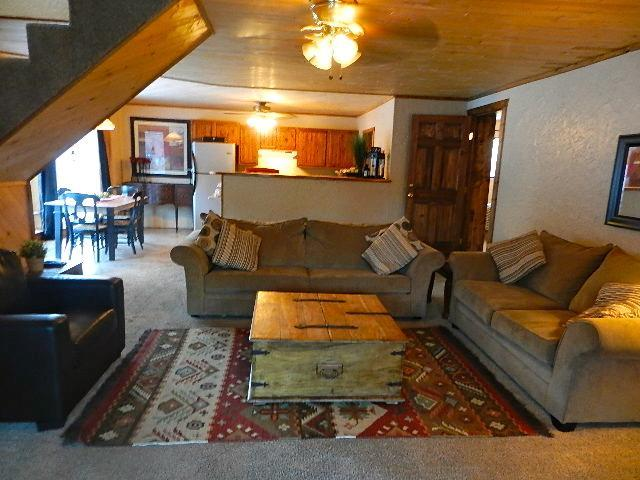 Penthouse with 2 King master suites & 3 balconies. - Image 1 - Red River - rentals