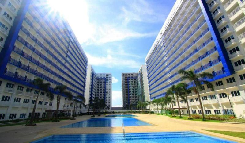 Amenities Pool Area - Furnished Condo near Mall, Airport - Cable/Wi-Fi - Makati - rentals
