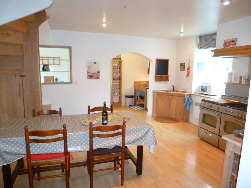 Kitchen - Brittany country cottage near Dinan and Saint Malo - Brittany - rentals