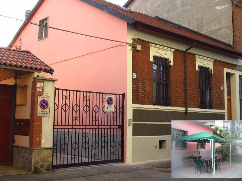 VILLA ROSA single house - VILLA ROSA a cottage in the town - Turin - rentals