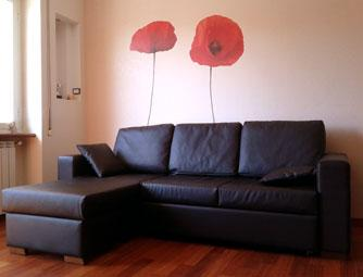 double sofa bed - Rome seaside apartment - Rome - rentals