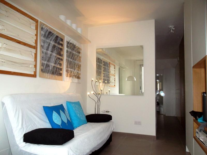 Beautiful and friendly study in Las Canteras beach - Image 1 - Las Palmas de Gran Canaria - rentals