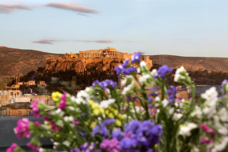 An Apt in Athens with Heated Pool & Acropolis view - Image 1 - Athens - rentals